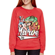 Marvel® Long-Sleeve Fleece Pullover