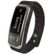 Supersonic® Bluetooth® Fitness Smart Band with Call Alert