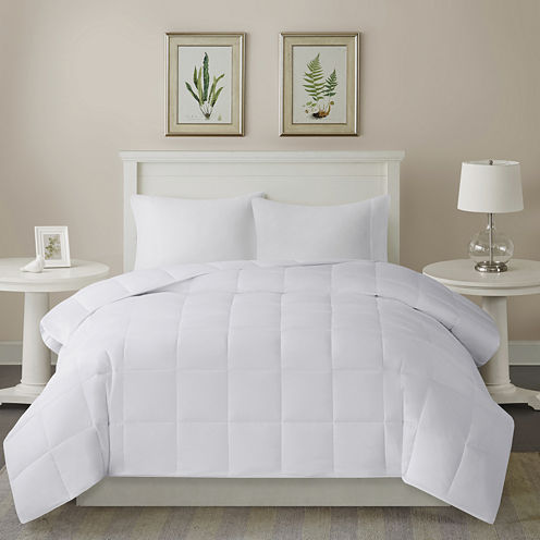 Level 2: Warmer Down-Alternative Comforter