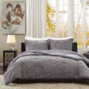 Albany Ultra-Plush Comforter Set