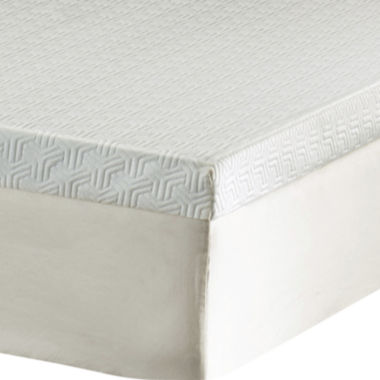 "jcpenney.com | 2"" Memory Foam Mattress Topper"