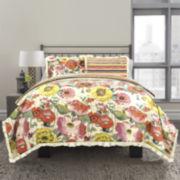 Republic Watercolor Floral 2-pc. Duvet Cover Set