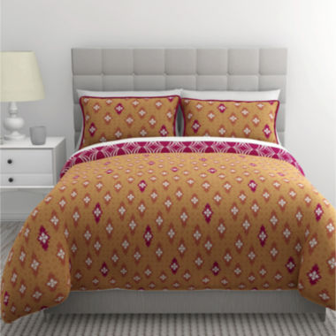 jcpenney.com | Republic Sunset Ikat 3-pc. Duvet Cover Set