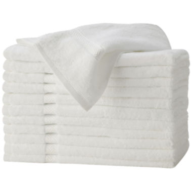 jcpenney.com | Martex® Commercial Set of 12 Hand Towels
