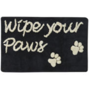 Park B. Smith™ Wipe Your Paws Bath Rug