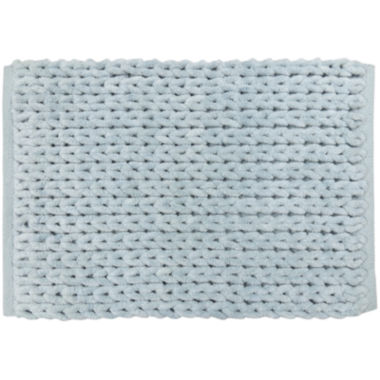 jcpenney.com | Ultra Spa by Park B. Smith™ Chenille Knit Bath Rug Collection