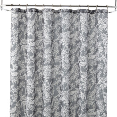 jcpenney.com | JCPenney Home™ Hillcrest Shower Curtain
