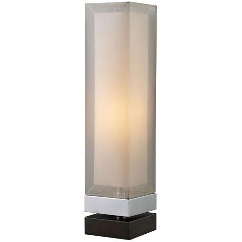 Volant Chrome Table Lamp