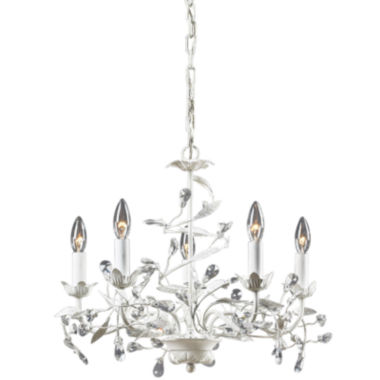 jcpenney.com | Circeo 5-Light Chandelier