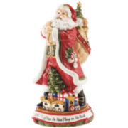 Fitz and Floyd® Night Before Christmas Musical Santa Figurine