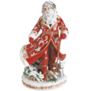 Fitz and Floyd® Town & Country Santa Figurine