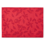 Lenox® Holly Damask Set of 4 Placemats