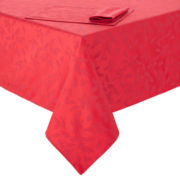 Lenox® Holly Damask Table Linen Collection