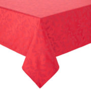 Lenox® Holly Damask Tablecloth