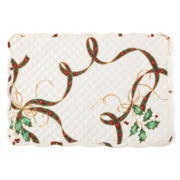 Lenox® Holiday Nouveau Quilted Set of 4 Placemats