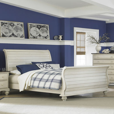Tucker Hill Sleigh Bed