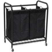 Oceanstar® 2-Bag Laundry Sorter