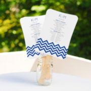 Cathy's Concepts DIY Designer Fan Program Paper Kit