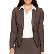 Womens Blazers Amp Jackets Jcpenney