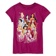 Disney Collection Princess Graphic Tee - Girls 2-12