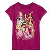 Disney Collection Princess Graphic Tee - Girls 2-12