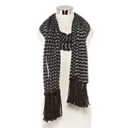 Mixit™ Metallic-Thread Scarf