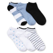 6-pk. Low-Cut Socks