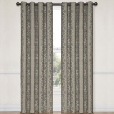 jcpenney.com | Eclipse® Nolita Grommet-Top Blackout Curtain Panel with Thermalayer