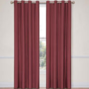 Eclipse® Handel Stripe Grommet-Top Blackout Curtain Panel