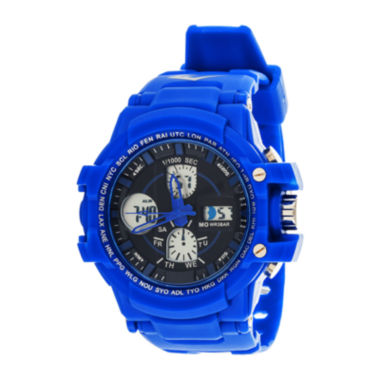jcpenney.com | Everlast® Mens Blue Strap Analog/Digital Sport Watch