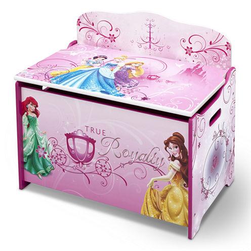 Disney Princess Deluxe Toy Box