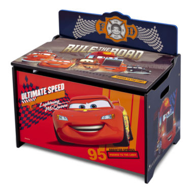 jcpenney.com | Disney Cars Deluxe Toy Box