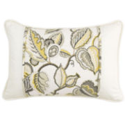 Waverly® Fantasy Fleur Oblong Decorative Pillow