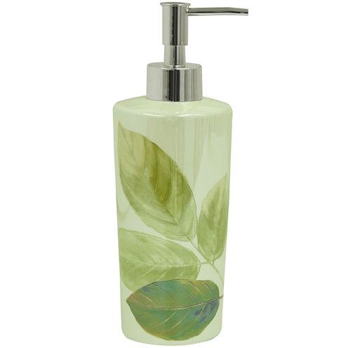 Bacova Waterfall Leaves Soap Dispenser