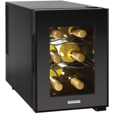 jcpenney.com | Magic Chef® 6-Bottle Countertop Wine Cooler