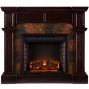 Pearce Convertible Electric Fireplace