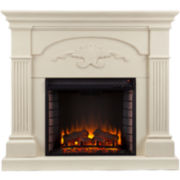Brandt Harvest Electric Fireplace