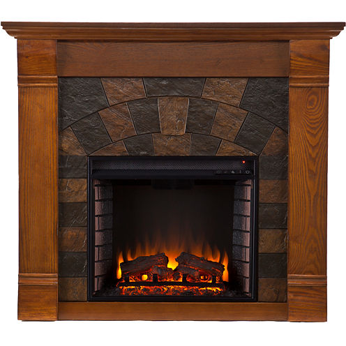 Bingham Electric Fireplace