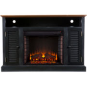 Felicia Media Electric Fireplace