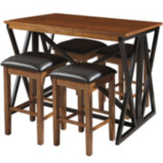 Kennedale 5-pc. Compact Dining Set
