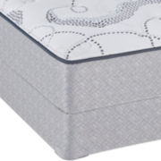 Sealy® Paulson Cushion-Firm - Mattress + Box Spring