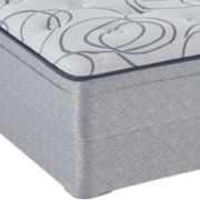 Sealy® Kelman Plush Euro-Top - Mattress Only
