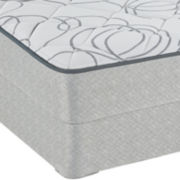 Sealy® Gilwood Plush - Mattress + Box Spring