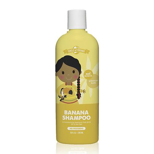 Circle of Friends® Bonita's Banana Shampoo - 10 oz.