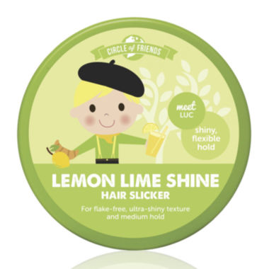 jcpenney.com | Circle of Friends® Luc's Lemon Lime Hair Slicker - 2 oz.