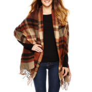 Bright Plaid Wrap