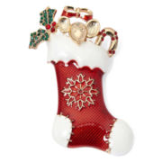 Liz Claiborne® Stocking Pin