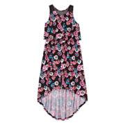 Total Girl® Lace-Back Popover Dress - Girls 7-16