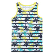 Arizona Striped Tank Top - Boys 8-20 and Husky