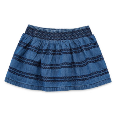 jcpenney.com | Arizona Voile Skirt - Girls 3m-24m
